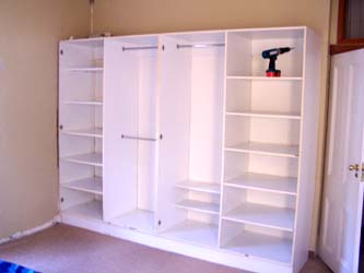 Bedroom cupboards for sale cape town joburg summit for Cupboards south africa